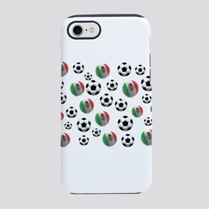 Mexican soccer balls iPhone 7 Tough Case