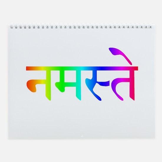 Namaste Wall Calendar
