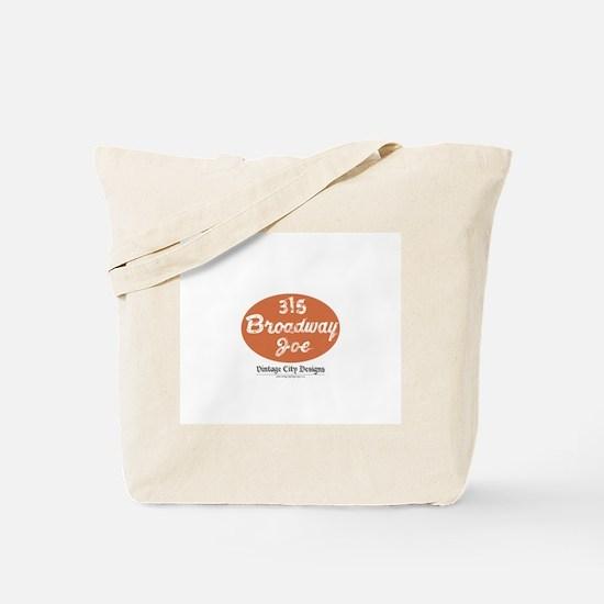 Broadway Joe Tote Bag