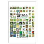 PBAA Goes Green! large poster