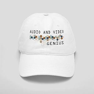 Audio and Video Genius Cap