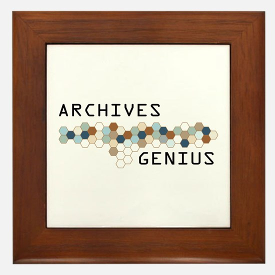 Archives Genius Framed Tile