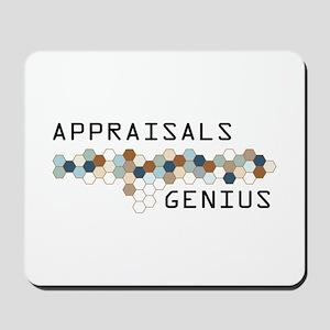 Appraisals Genius Mousepad