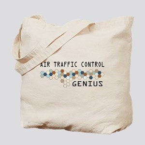 Air Traffic Control Genius Tote Bag