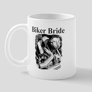 Biker Bride Mug