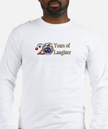 COAI 20 Years of Laughter Long Sleeve T-Shirt