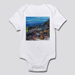 Coral Reef Nursery Infant Bodysuit