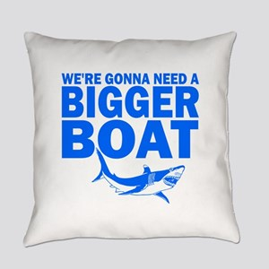 BiggerBoatJaws Everyday Pillow