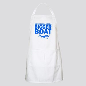 BiggerBoatJaws Light Apron