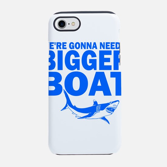 BiggerBoatJaws.png iPhone 7 Tough Case