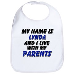 my name is lynda and I live with my parents Bib