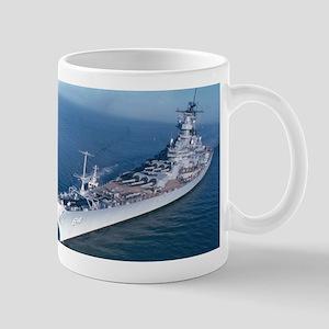 BB 64 Ships Image Mug