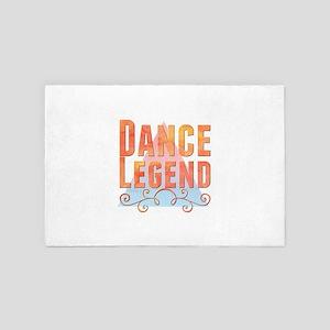 Dance Legend 4' x 6' Rug