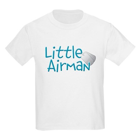 Little Airman Kids Light T-Shirt