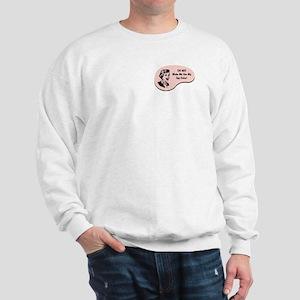 Spy Voice Sweatshirt