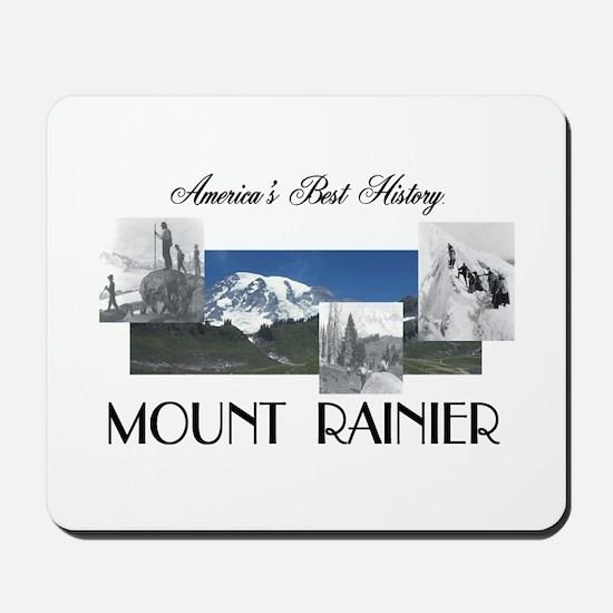 ABH Mount Rainier Mousepad