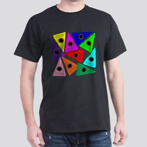 Rainbow Psaltery T-Shirt