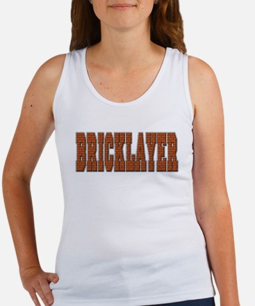 Bricklayer Women's Tank Top