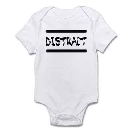 Distract Twins Infant Bodysuit