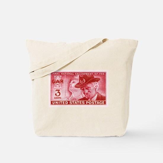 Us postage Tote Bag