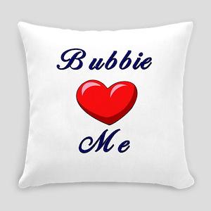Bubbie Loves me Everyday Pillow