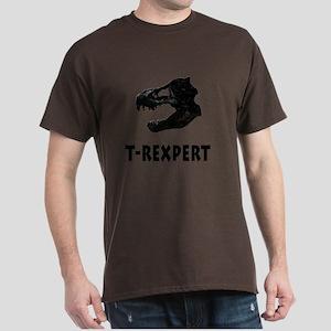 T-Rexpert Dark T-Shirt