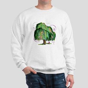 Whimsical Willow Sweatshirt