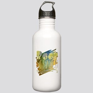 Root Scratch Stainless Water Bottle 1.0L