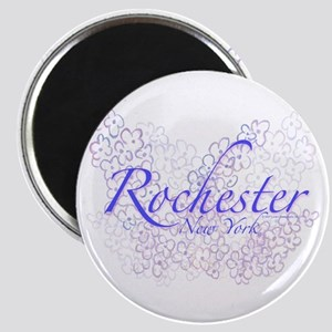 Rochester Lilacs Magnet
