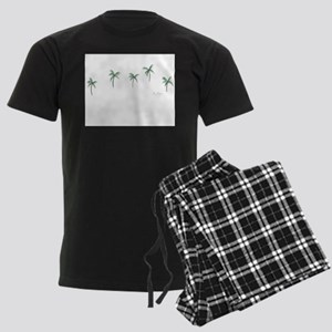 Random palms for apron copy Pajamas