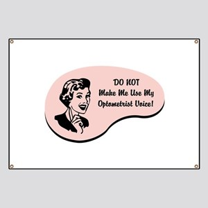 Optometrist Voice Banner