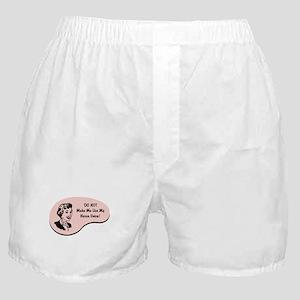 Nurse Voice Boxer Shorts