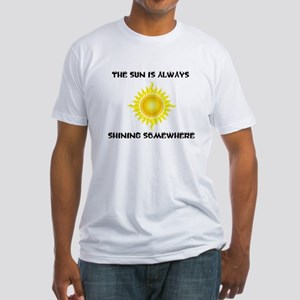 SUNSHINE Fitted T-Shirt