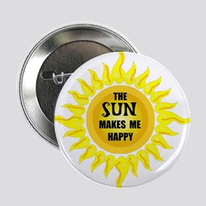 "SUNSHINE 2.25"" Button (10 pack)"