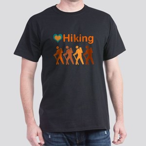 Love Hiking with Hear T-Shirt