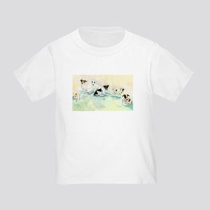 The Jack Russells Toddler T-Shirt