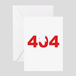 Error 404 Costume Not Found Hallowe Greeting Cards