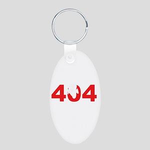 Error 404 Costume Not Found Halloween Pa Keychains