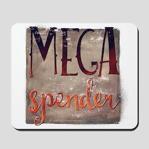 Mega spender Mousepad