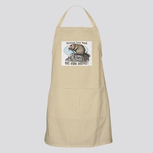 Eat Some Beaver BBQ Apron
