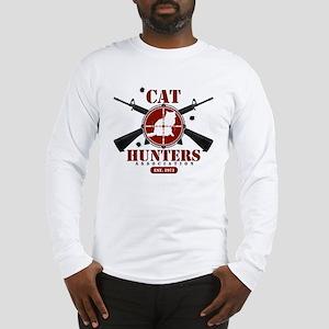 Cat Hunters Association Long Sleeve T-Shirt