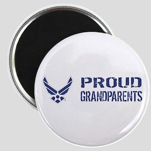 USAF: Proud Grandparents Magnet