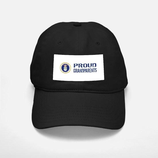 USAF: Proud Grandparents Baseball Hat