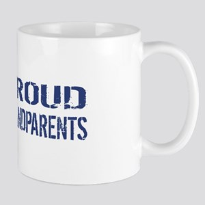 USAF: Proud Grandparents Mug
