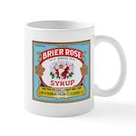 Vintage Syrup Label Mug