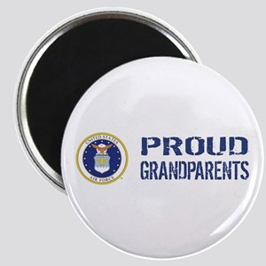 USAF: Proud Grandparents Magnet
