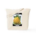 Vintage Seed/Produce Labels Tote Bag