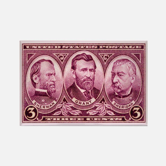 Funny Us grant Rectangle Magnet