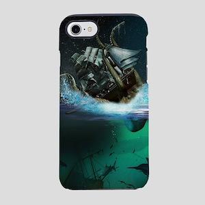Kraken Attack iPhone 7 Tough Case