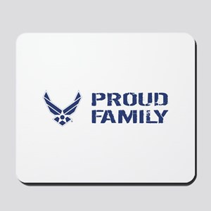 USAF: Proud Family Mousepad